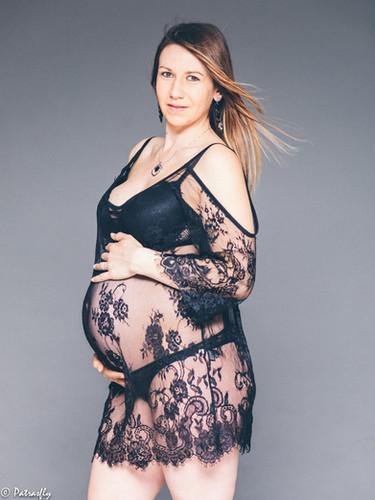 manon grossesse