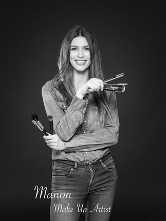 Manon - make up artist
