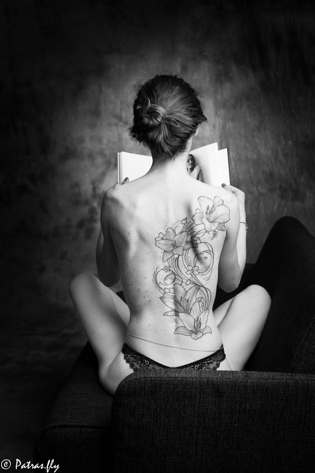 osez faire des photos - tatouage