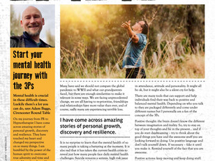 Tabler Magazine Article