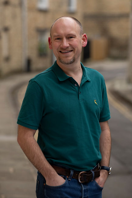 Adam Baggs Hypnotherapist in Cirencester