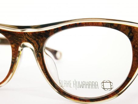 We Love Blake Kuwahara Eyewear!