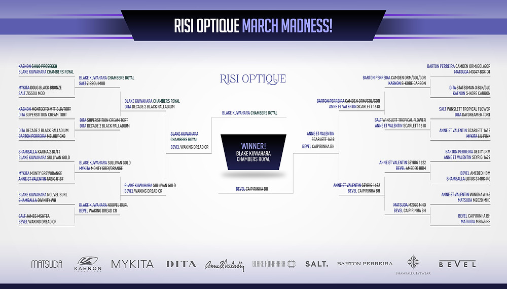 Risi Optique March Madness of Eyewear