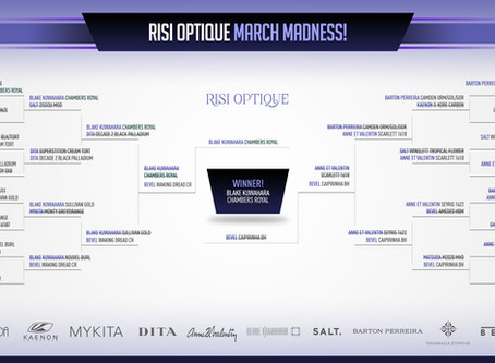 Risi Optique March Madness!