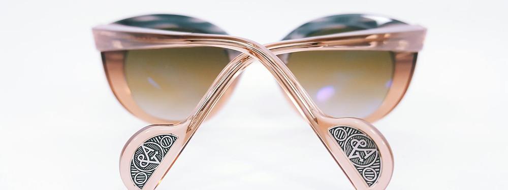 Anne et Valentin Scarlett Sunglasses