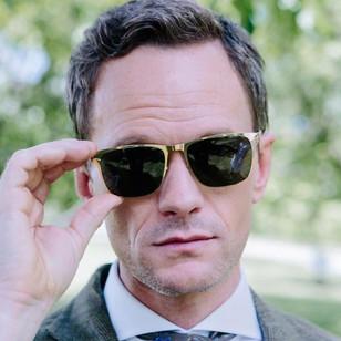 Neil Patrick Harris is always dapper, especially in his MYKITA sunglasses.