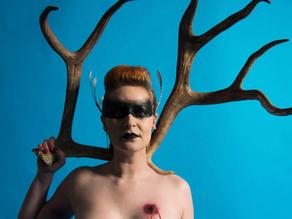 'Bringing Sexy Back' photoshoot (NSFW)