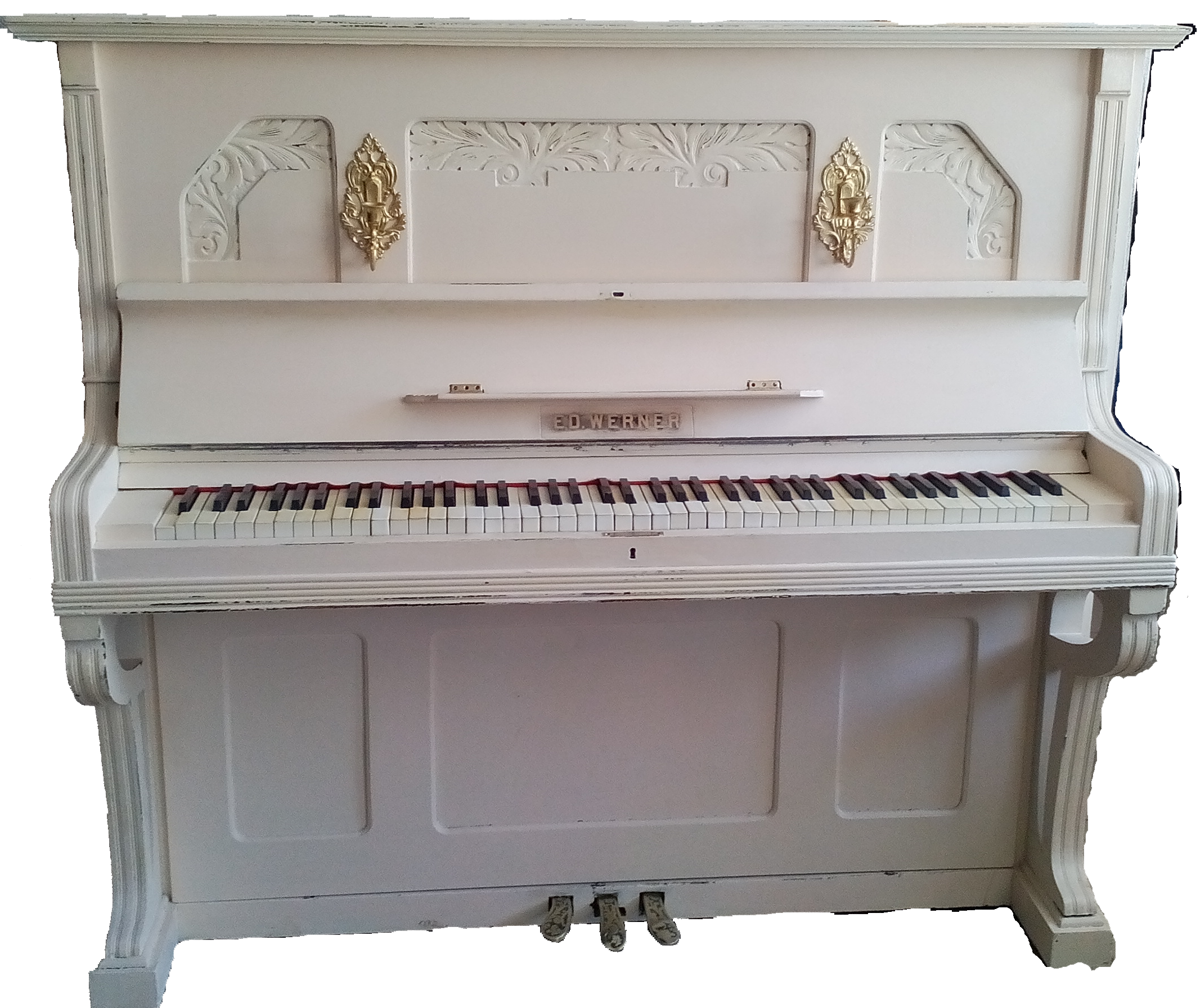 Реставрация фортепиано, пианино.
