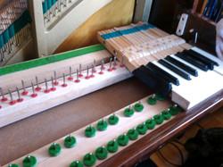 ремонт пианоно