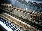 ремонт коавиш на пианино