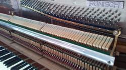 RONISCH фортепиано, мал да удал!