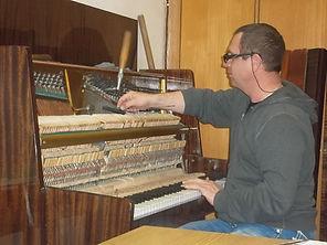 мастер по настроки пианино