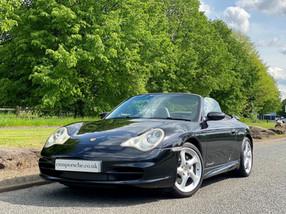 Porsche 911 (996) Carrera 4 Aerokit Convertible For Sale