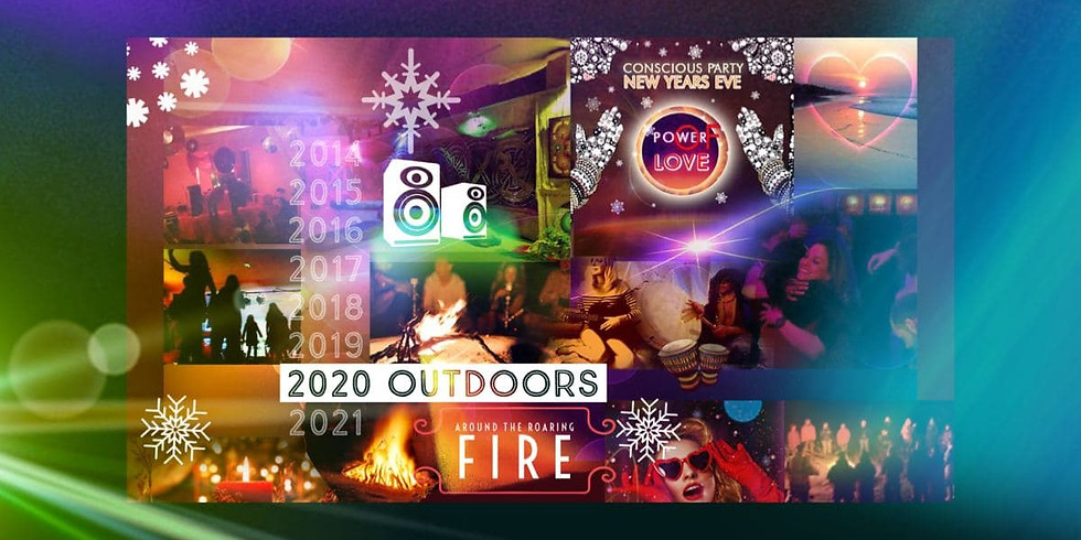2020 Conscious New Years ● Fire, Ceremonial Cacao, Ecstatic Dance (outdoors)