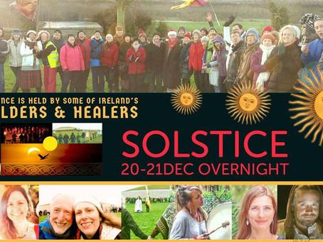 Solstice - Overnight Experience | Ireland Dowth & Newgrange Venue in Meath