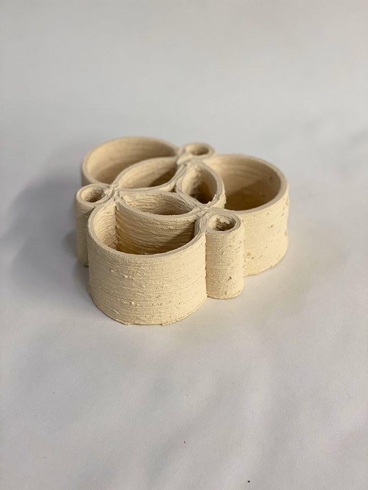 Stoneware 3D Print