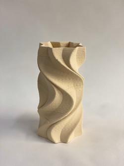 3D Stoneware Print