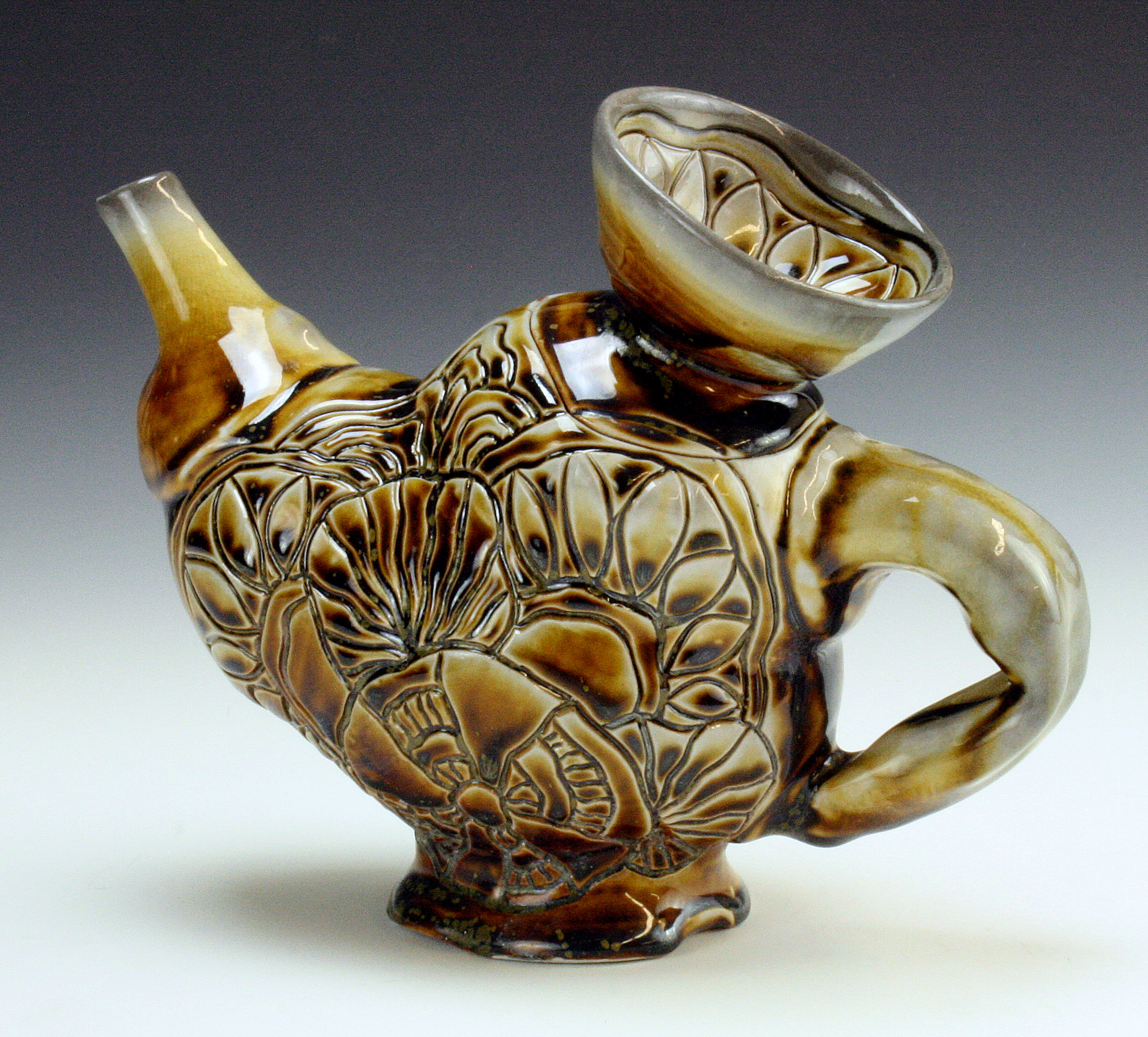Tide Pool Teapot 2016