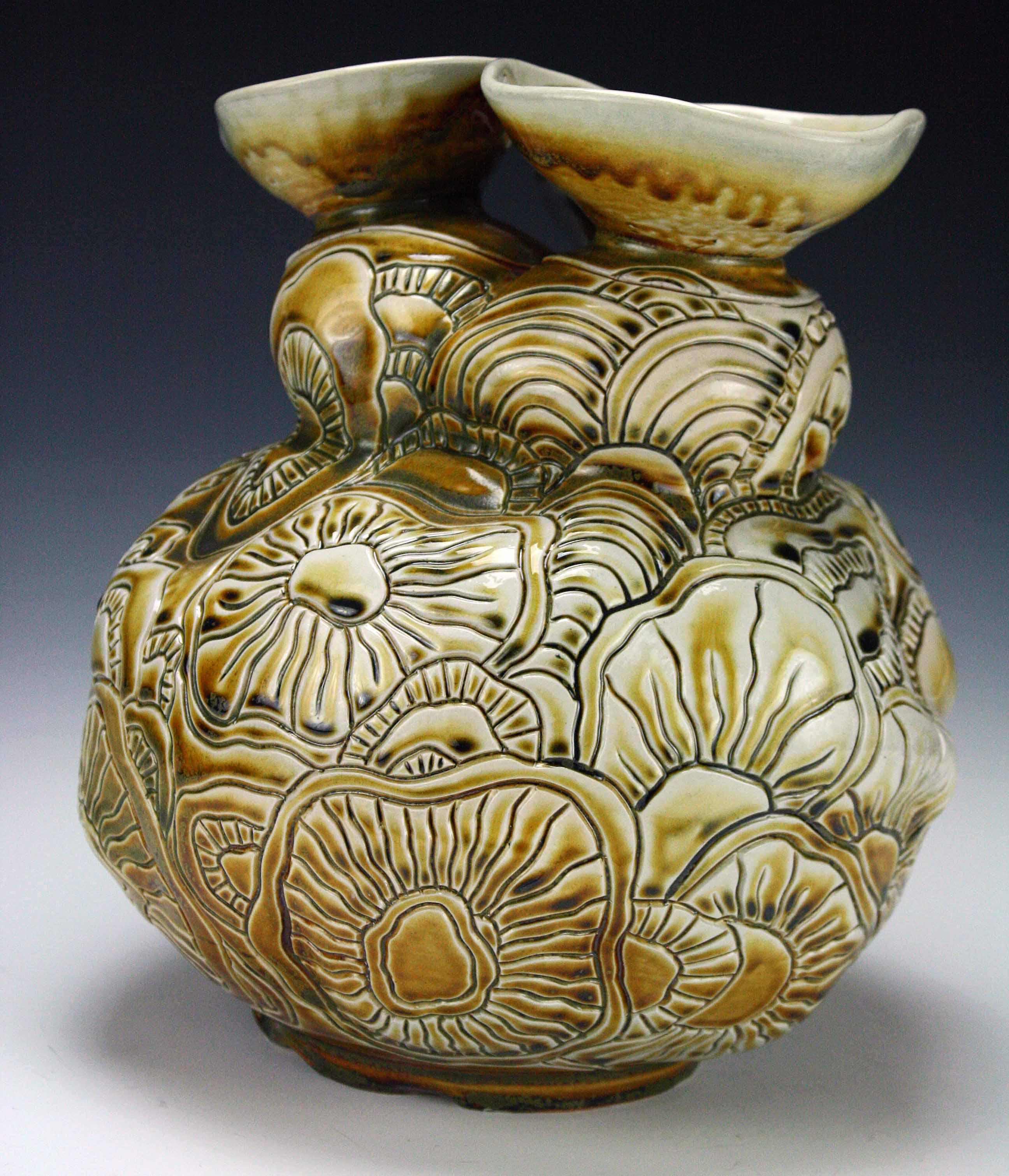 Mushroom Jar 2016