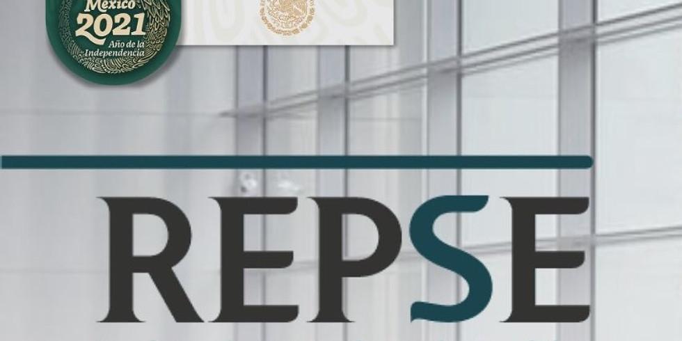 (LABORAL) - TALLER PARA EL LLENADO DEL REPSE EN MATERIA DE SERVICIOS ESPECIALIZADOS