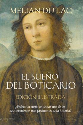 """Portada 'El Sueño del Boticario"""" Edición"""