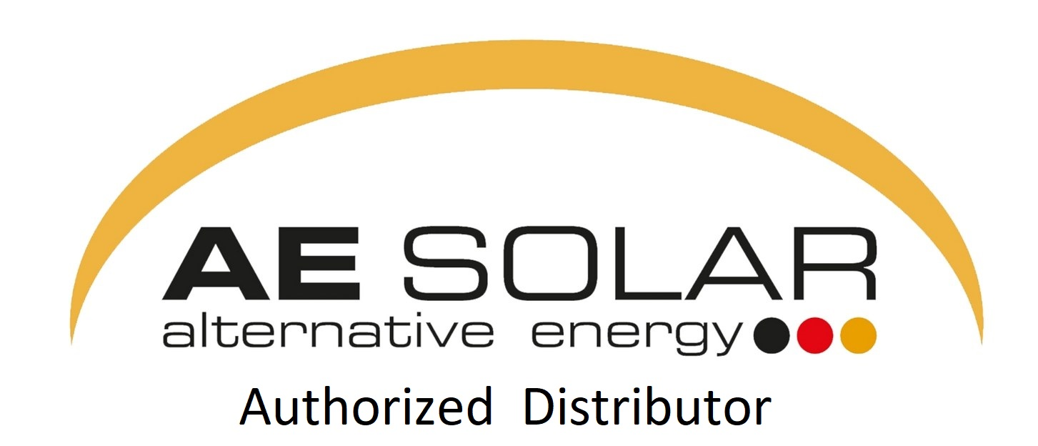 AE Solar Authorized Distributor