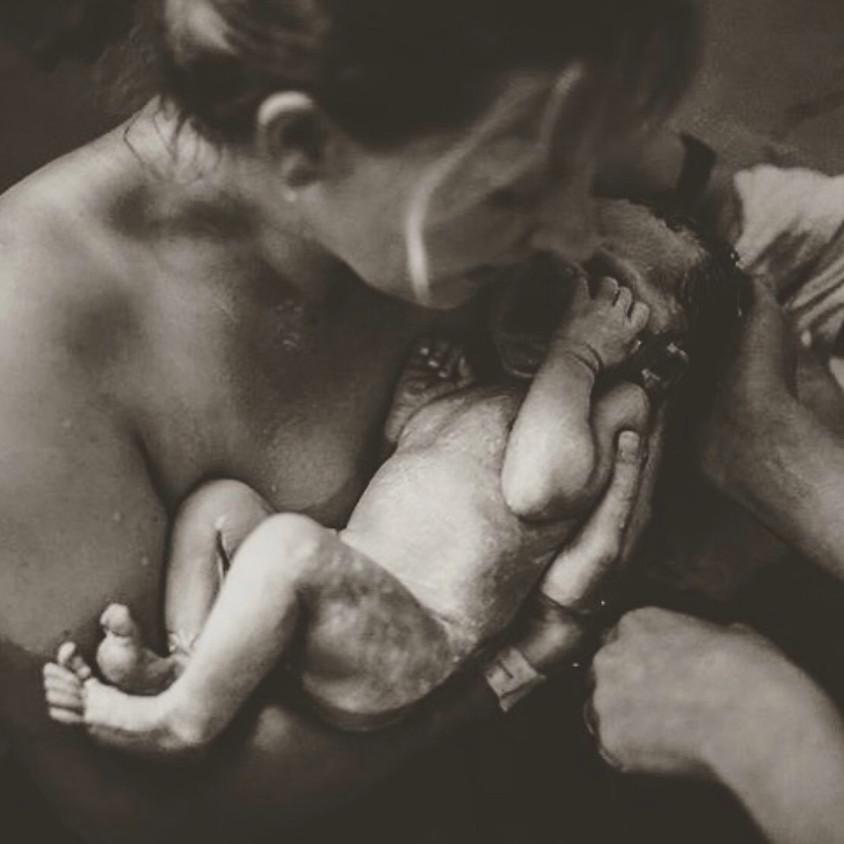 Mes premières semaines avec bébé