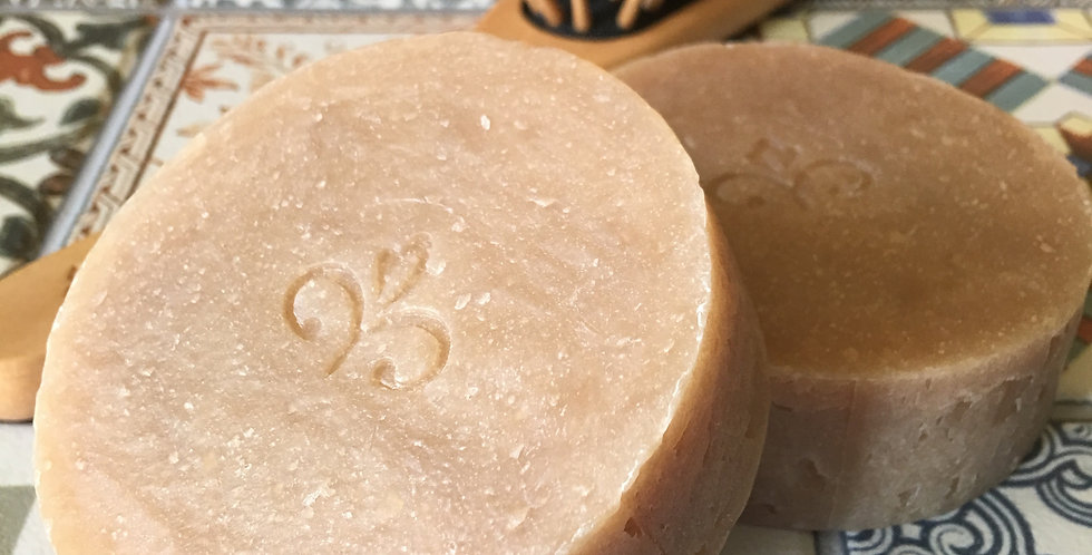 ROSEMARY MINT BEER SHAMPOO BAR