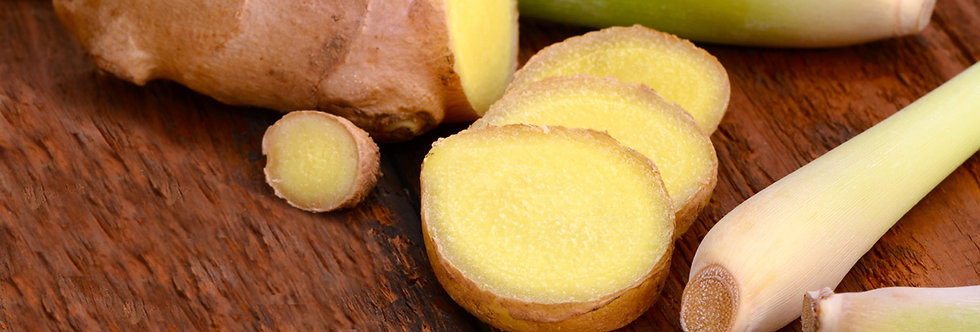 Lemongrass Ginger