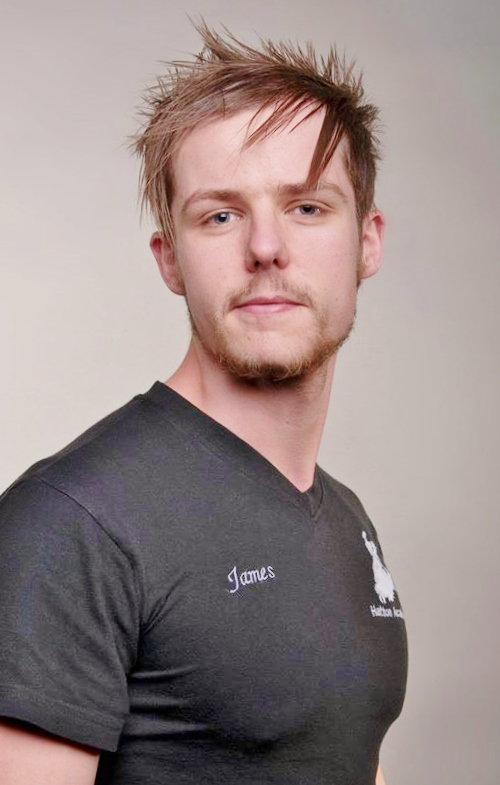 James Hatton : BSc(hons) FdSc PTLLS