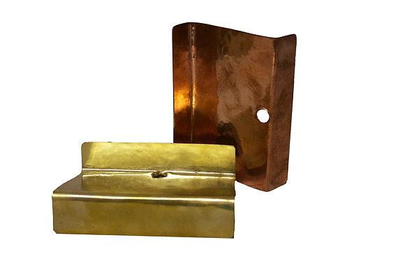 Copper Soap Dish