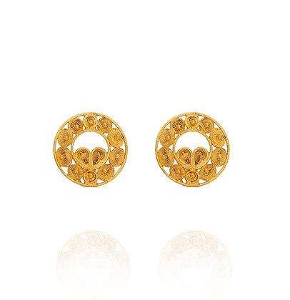 CIRCULOS FILIGRANA Earrings