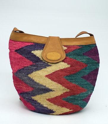 Ecuadorian bag with cross body