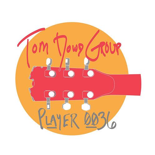 Player 0036 Sticker