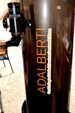 Adalberti Extremadura telescopios
