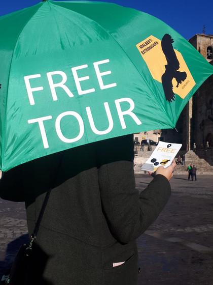 trujilo free tour
