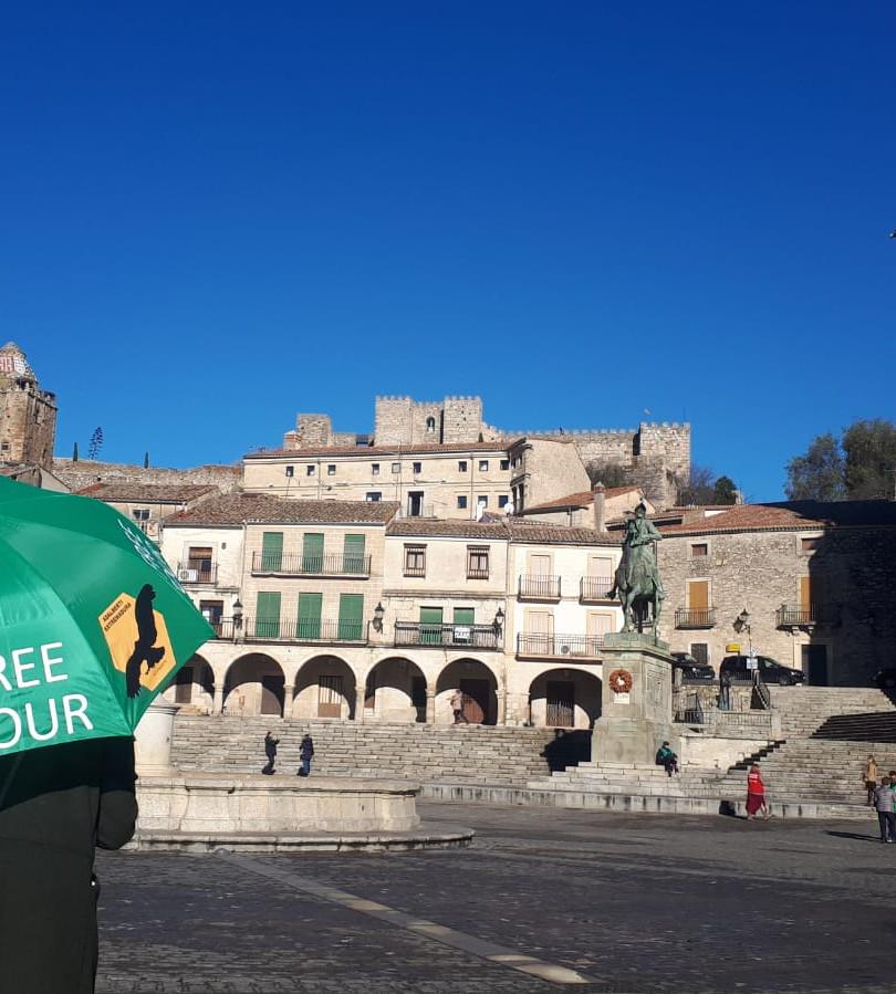 free tour trujillo, free tour en trujillo