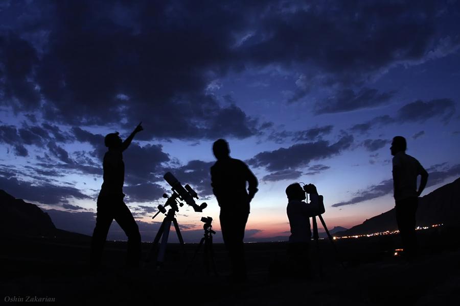 Astroturismo en España