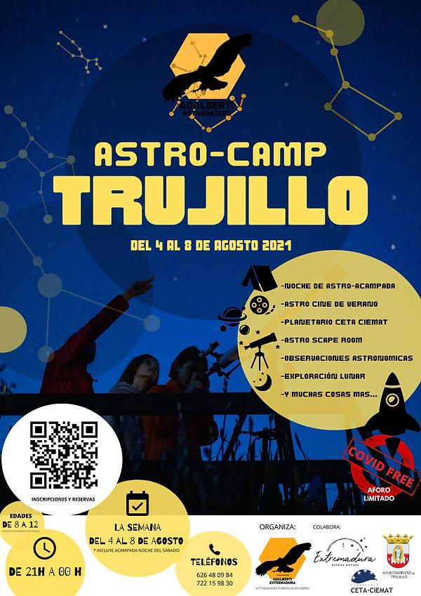 Astrocamp Trujillo