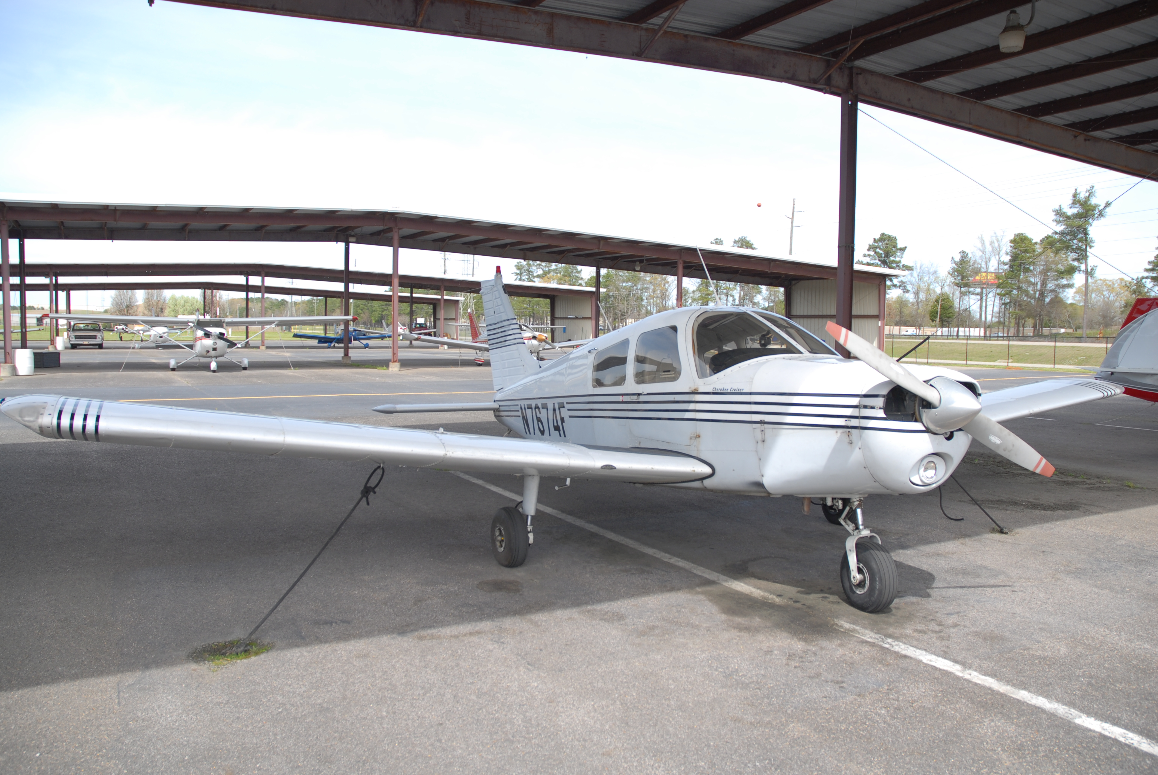 Piper PA28 140