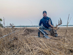 Kansas Deer hunt