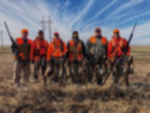 Kansas Pheasant Hunt