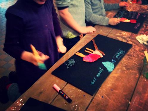 atelier expression plastique enfants 14h/15h30 : 6/10 ans