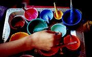 atelier d'art plastique enfant