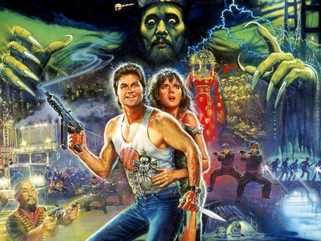 REVIEW: Big Trouble in Little China (1986)