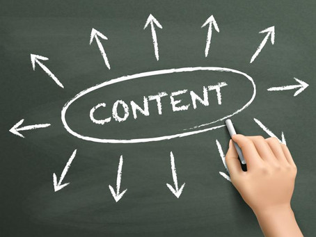 The 4 C's of Content