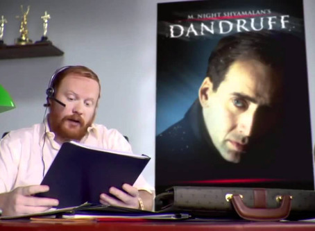 FUNNIES: Nicolas Cage's Agent