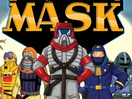 M.A.S.K Movie in the works