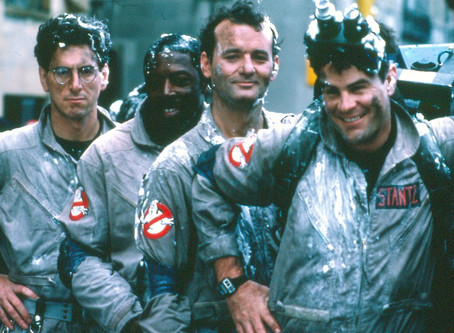 REVIEW: Ghostbusters (1984)