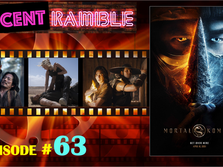 PODCAST: Ep#63 - Mortal Kombat (2021)